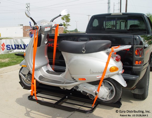 Versa Haul Vh 50cc Single 50cc Scooter Carrier
